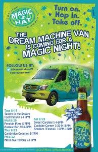 Dream Machine Promo